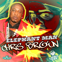 Elephant Man - Chris Brown - Single