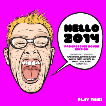 Various Artists - Hello 2014 - Progressive House Edition