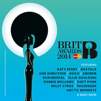 Various Artists - The BRIT Awards 2014
