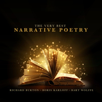 Richard Burton - The Very Best Narrative Poetry