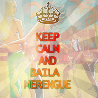 Varios - Keep Calm And Baila Merengue