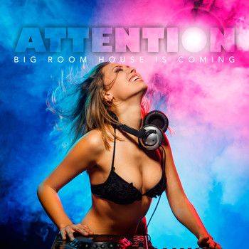Various Artists - Attention Big Room House Is Coming