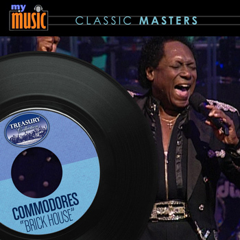 Commodores - Brick House (Live)