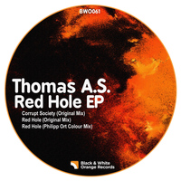 Thomas A.S. - Red Hole Ep