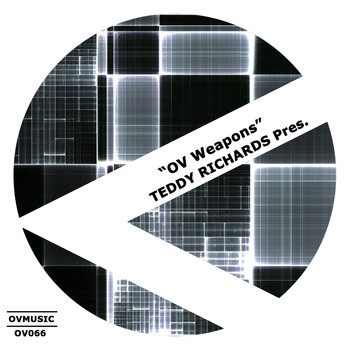 Various Artists - Teddy Richards Pres. Ov Weapons
