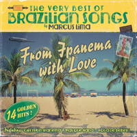 Marcus Lima - From Ipanema with Love (The Very Best of Brazilian Songs)