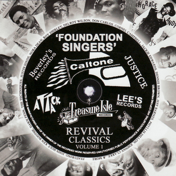 Various Artists - Foundation Singers - Revival Classics, Volume 1