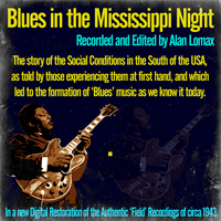 Alan Lomax - Blues in the Mississippi Night