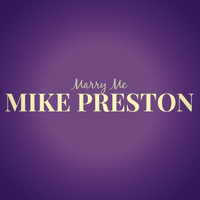 Mike Preston - Marry Me