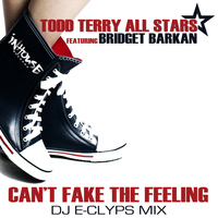 Todd Terry All Stars - Can't Fake the Feeling (Dj E-Clyps MIX)