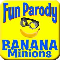 Abe's Funny Ringtones - Minion Banana Song Dance Remix, Despicable Fun Parody