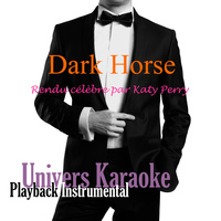 Univers Karaoké - Dark Horse (Rendu célèbre par Katy Perry) [Version karaoké] - Single