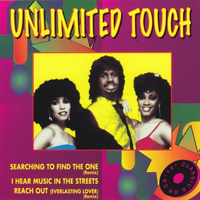 Unlimited Touch - Unlimited Touch EP