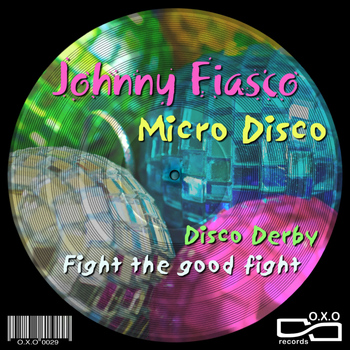 Johnny Fiasco - Micro Disco