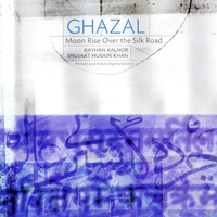 Ghazal - Moon Rise Over The Silk Road