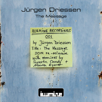 Jürgen Driessen - The Message