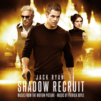 Patrick Doyle - Jack Ryan: Shadow Recruit (Original Motion Picture Soundtrack)