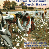 Stefan Grossman - Northern Skies, Southern Blues