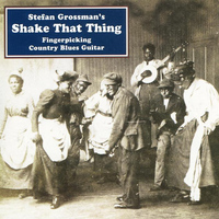 Stefan Grossman - Shake That Thing