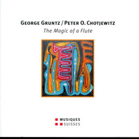 George Gruntz - Gruntz: The Magic of a Flute
