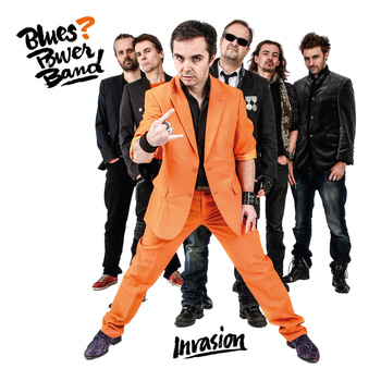 Blues Power Band - Invasion