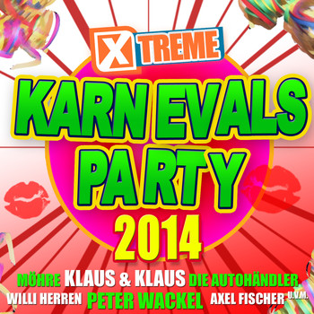 Various Artists - Xtreme Karnevals Party 2014