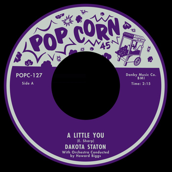 Dakota Staton - A Little You / My Babe