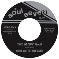 Norma and the Heartaches - Nice and Slow