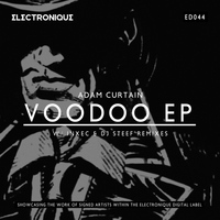 Adam Curtain - Voodoo EP