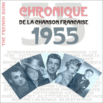 Various Artists - The French Song / Chronique De La Chanson Française - 1955, Vol. 32