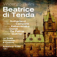 Joan Sutherland - Vincenzo Bellini: Beatrice di Tenda (1961), Volume 1