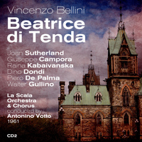 Joan Sutherland - Vincenzo Bellini: Beatrice di Tenda (1961), Volume 2