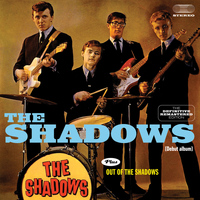 The Shadows - The Shadows (Debut Album) + out of the Shadows. The Definitive Remastered Edition [Bonus Track Version]