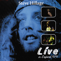Steve Hillage - Live in England