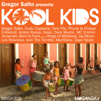 Various - Gregor Salto presents Kool Kids
