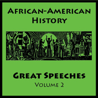 Bill Cosby - African American History - Great Speeches Volume 2
