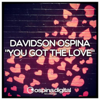 Davidson Ospina - You Got the Love