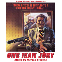 Morton Stevens - One Man Jury (Original Motion Picture Soundtrack)