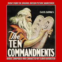 Elmer Bernstein - The Ten Commandments - Music from the Original 1956 Soundtrack