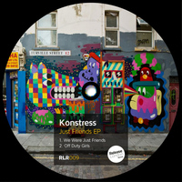 Konstress - Just Friends EP