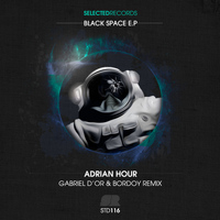 Adrian Hour - Black Space