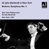 John Barbirolli - Sir John Barbirolli in New York