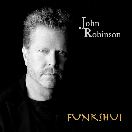 John JR Robinson MP3 Album Funkshui