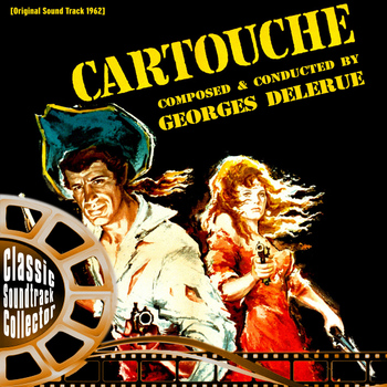 Georges Delerue - Cartouche (Original Soundtrack) [1962]