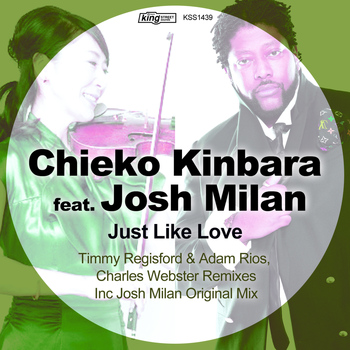 Chieko Kinbara - Just Like Love (feat. Josh Milan)