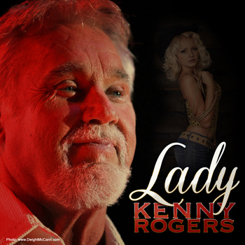 Kenny Rogers - Lady - Single