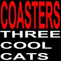 Coasters - Three Cool Cats