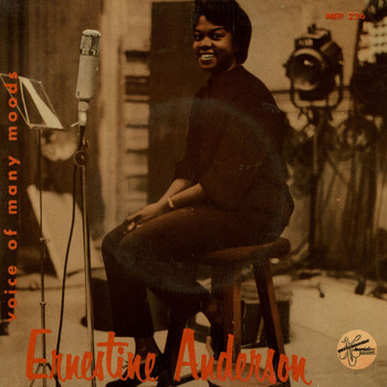 Ernestine Anderson - Voice Of Many Moods
