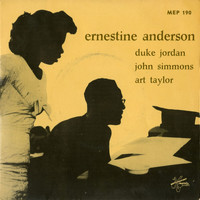 Ernestine Anderson - Zing! Went The Strings Of My Heart