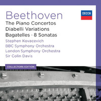 Stephen Kovacevich - Beethoven: The Piano Concertos; Diabelli Variations; Bagatelles; 8 Sonatas (6)